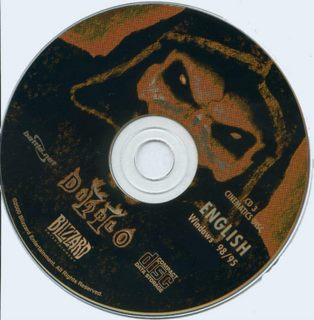 Diablo 3 cd cover