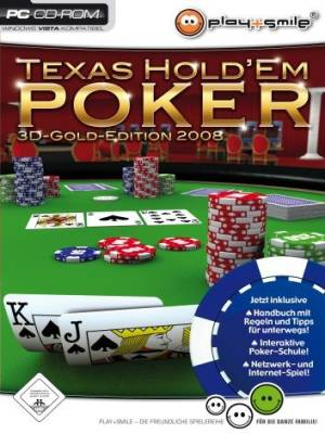 Texas Holdem Poker Game Cover