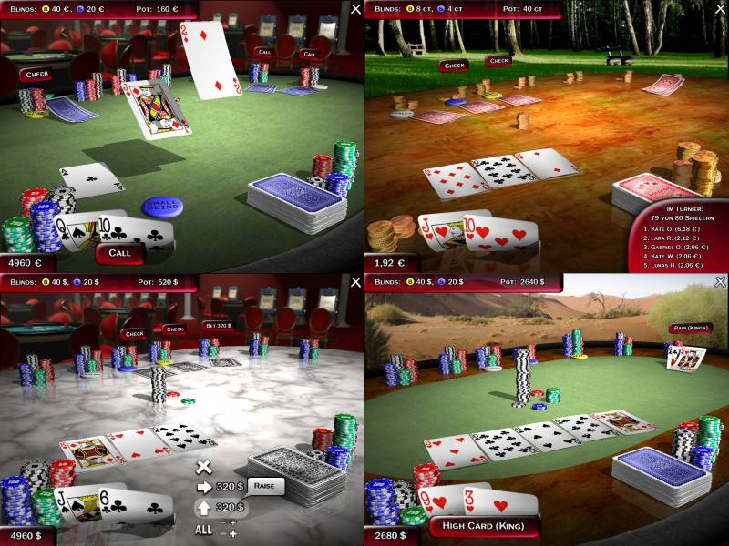 Casino video analytics