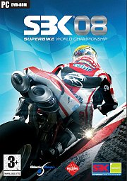 SBK 2008 - Super Bike World ChampionShip 2008 Game Cover